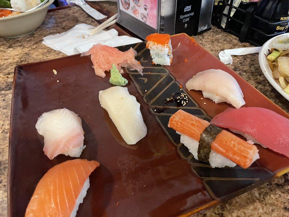 Sakura Japanese Seafood Sushi: 1316 S Irby St, Florence, SC