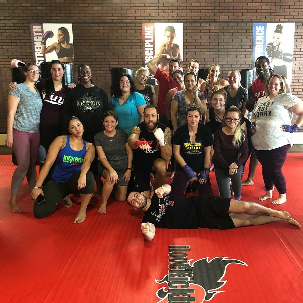 iLoveKickboxing - Largo: 615 Missouri Avenue N., Largo, FL
