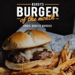 Burdy's Sports Bar & Grill - Pizza - W14382 Railway Ave