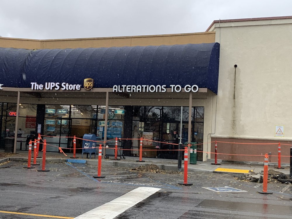 The UPS Store: 39120 Argonaut Way, Fremont, CA