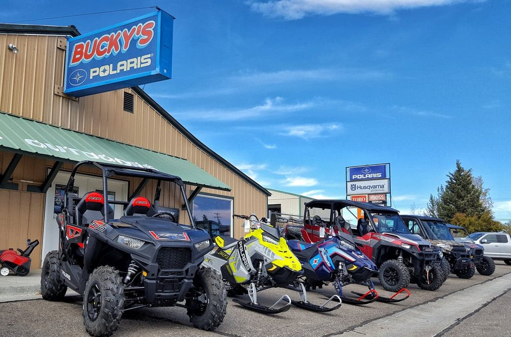 Bucky's Outdoors: 146 S Lincoln Ave, Pinedale, WY