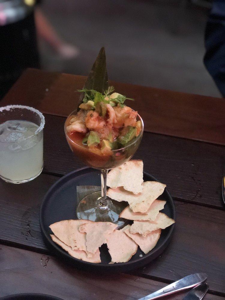Food from Camacho Garage