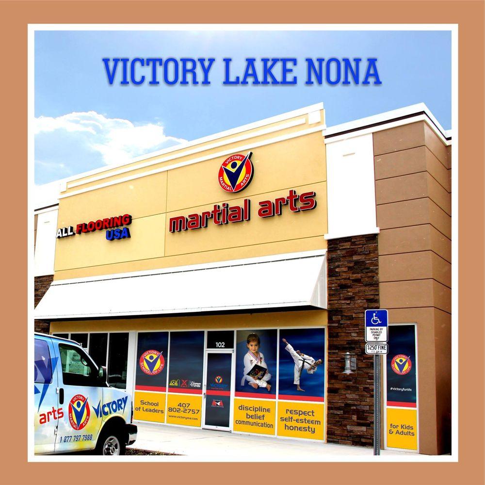 Victory Martial Arts - Lake Nona: 9368 N Narcoossee Rd, Orlando, FL