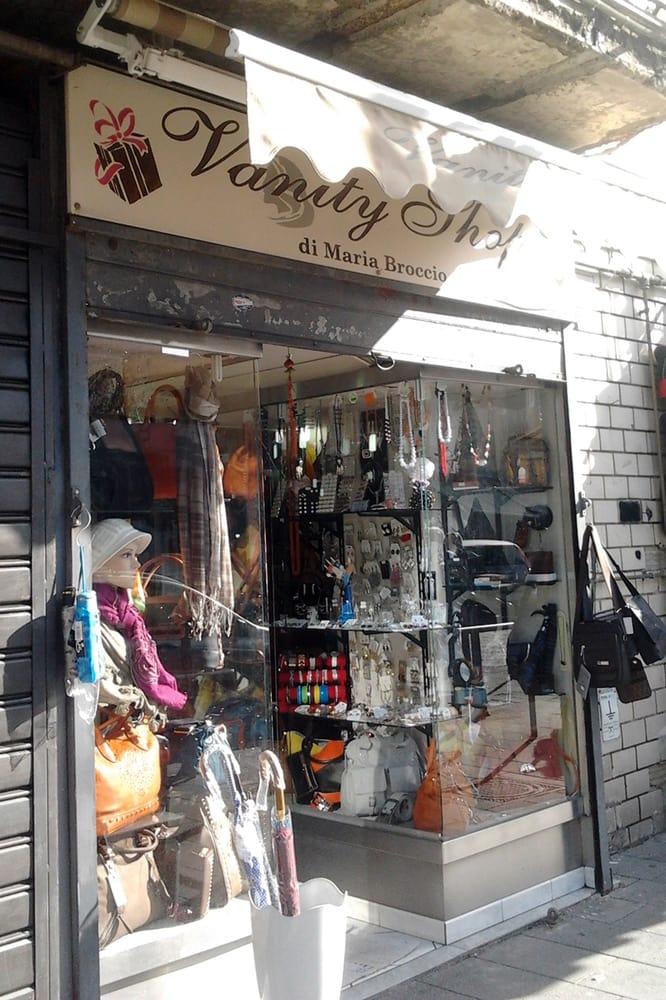 Vanity Shop