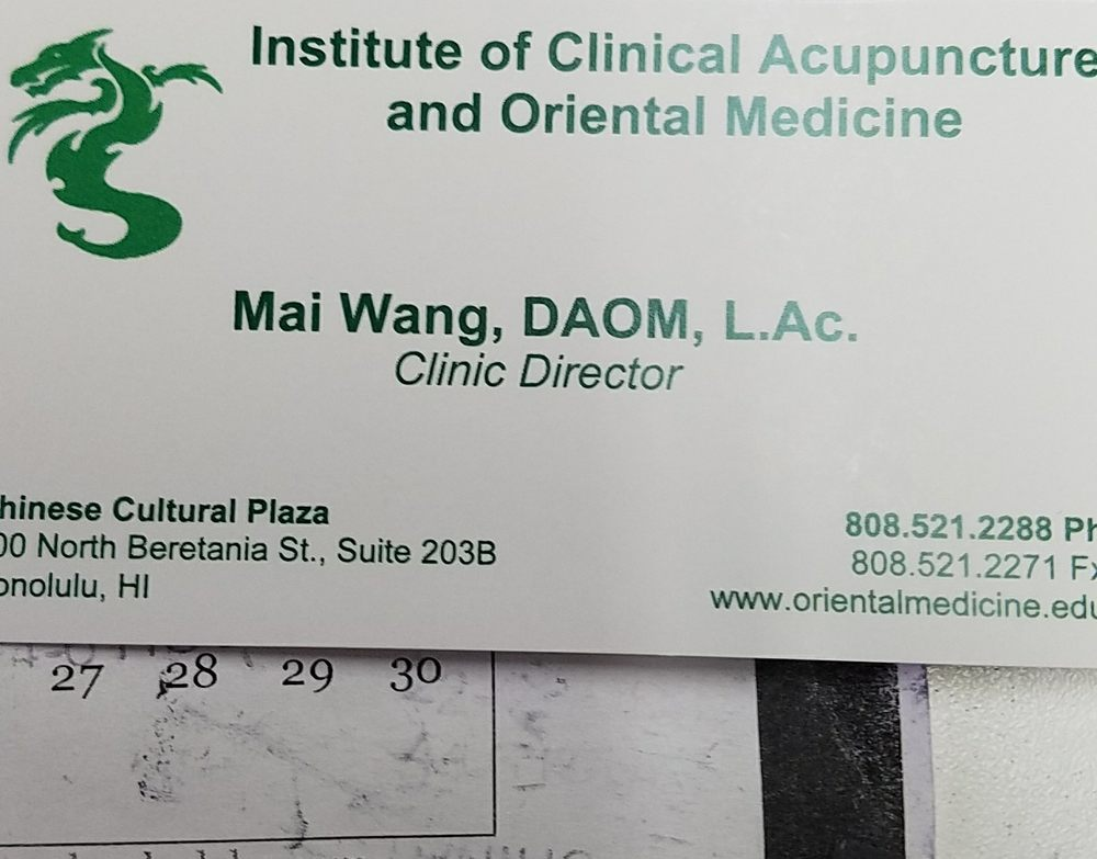 Here is Mia Wong\'s Business Card - Yelp