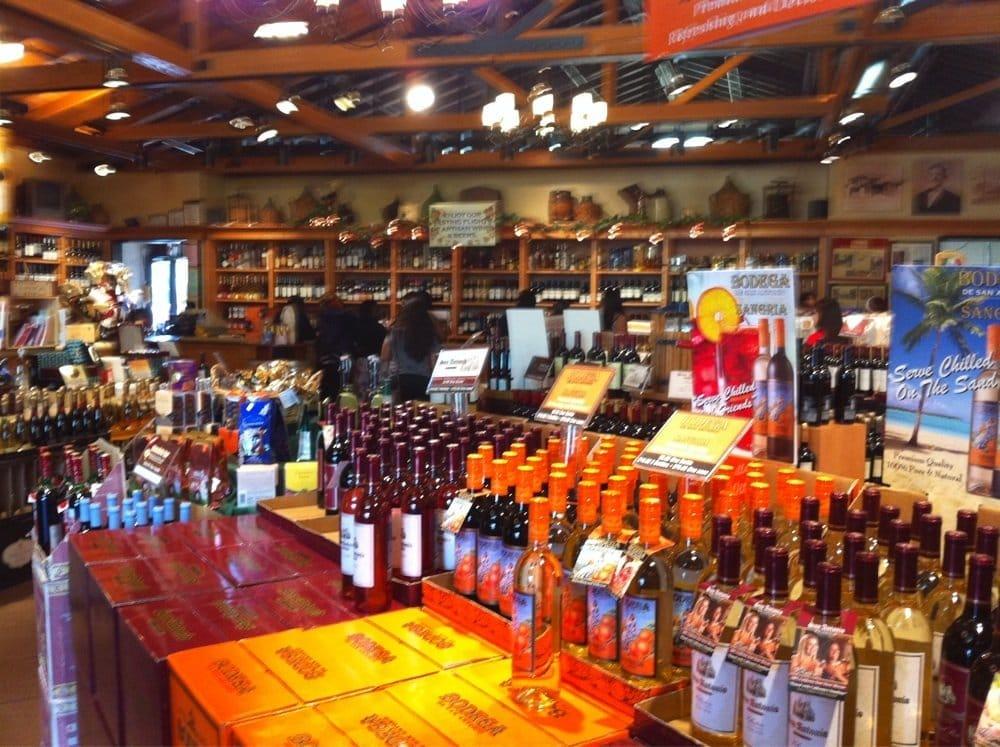 Information about San Antonio Winery, Ontario, Ontario, CA.