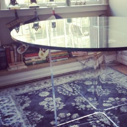 Photo Of NY Glass Table Tops   Dyker Heights, NY, United States. Round
