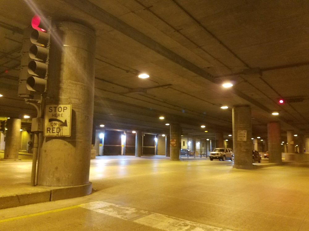 Multilevel Streets of Chicago