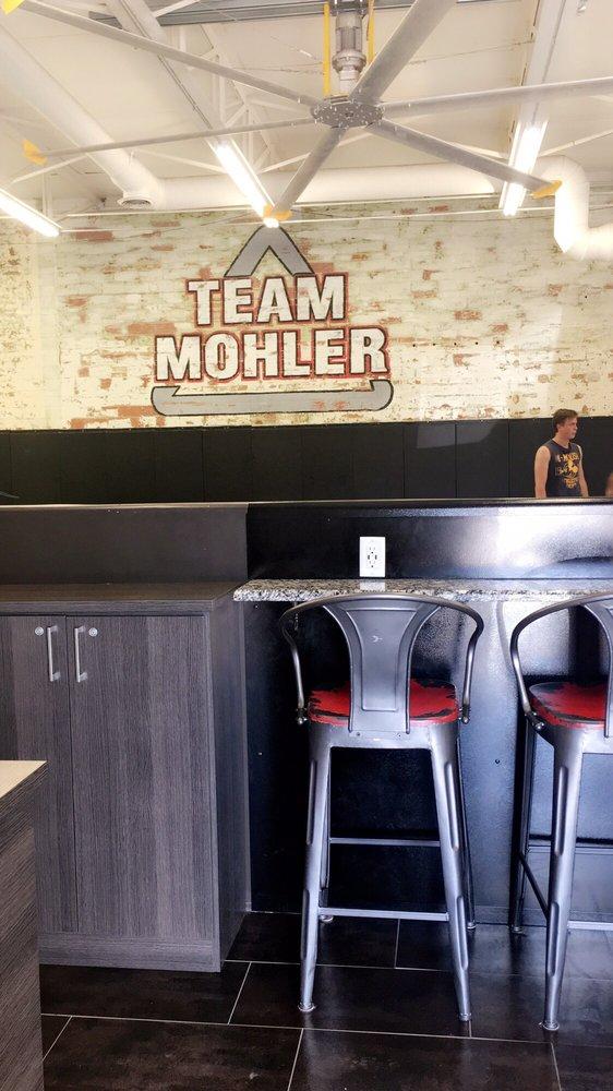 Mohler MMA - Brazilian Jiu Jitsu & Boxing: 2909 Canton St, Dallas, TX
