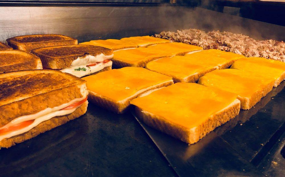 The Cheese Melt: 14TH St, Wheeling, WV