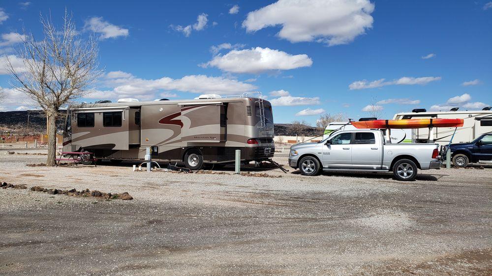 Grants/Cibola Sands Koa: 26 Cibola Sands Loop, Grants, NM
