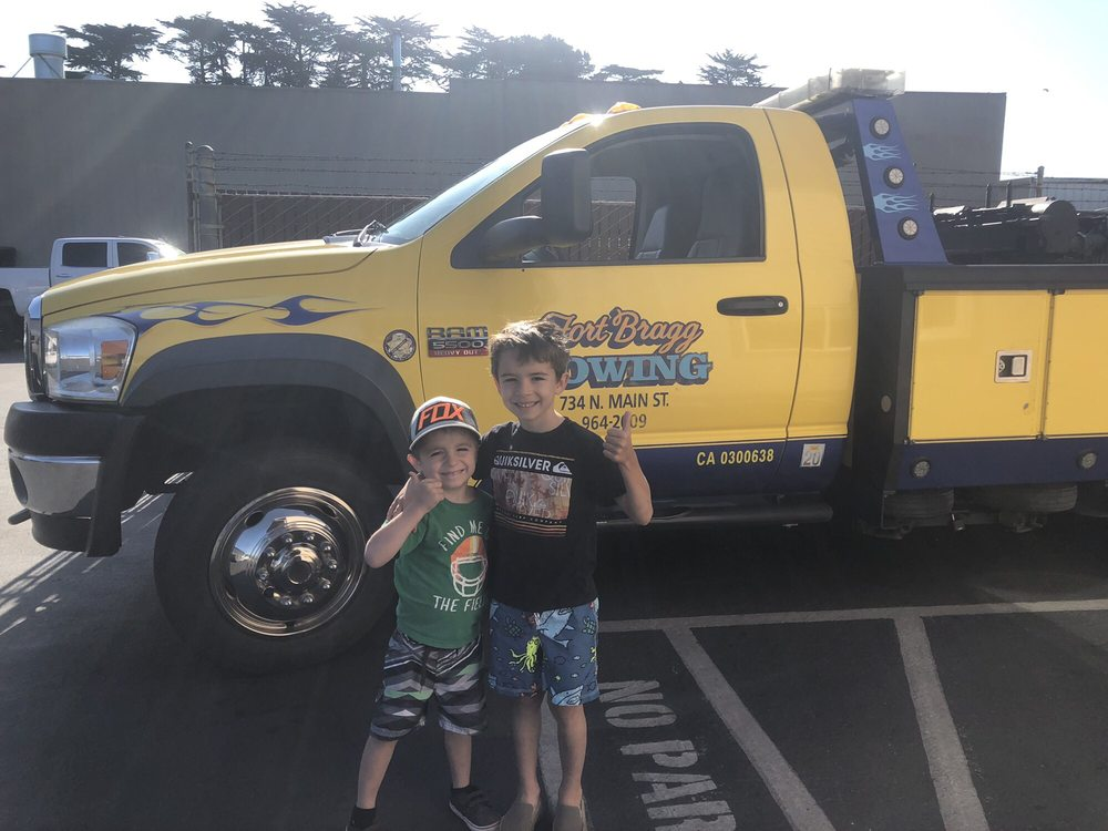 Fort Bragg Towing & Auto Repair: 734 N Main St, Fort Bragg, CA