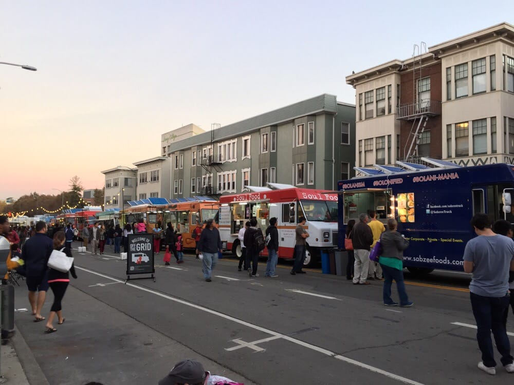 Off The Grid San Francisco Food Trucks