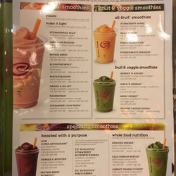 Dec 02,  · It has been awhile since visiting Jamba Juice, and I have been a big fan since my high school/college days. With their Jamba Vitamix, Jamba Juice has been able to create a variety of tasty smoothies, juices and shots, and snacks such as bowls, sandwiches and oatmeal.4/4().