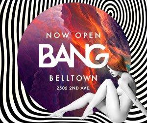 BANG: 2505 2nd Ave, Seattle, WA