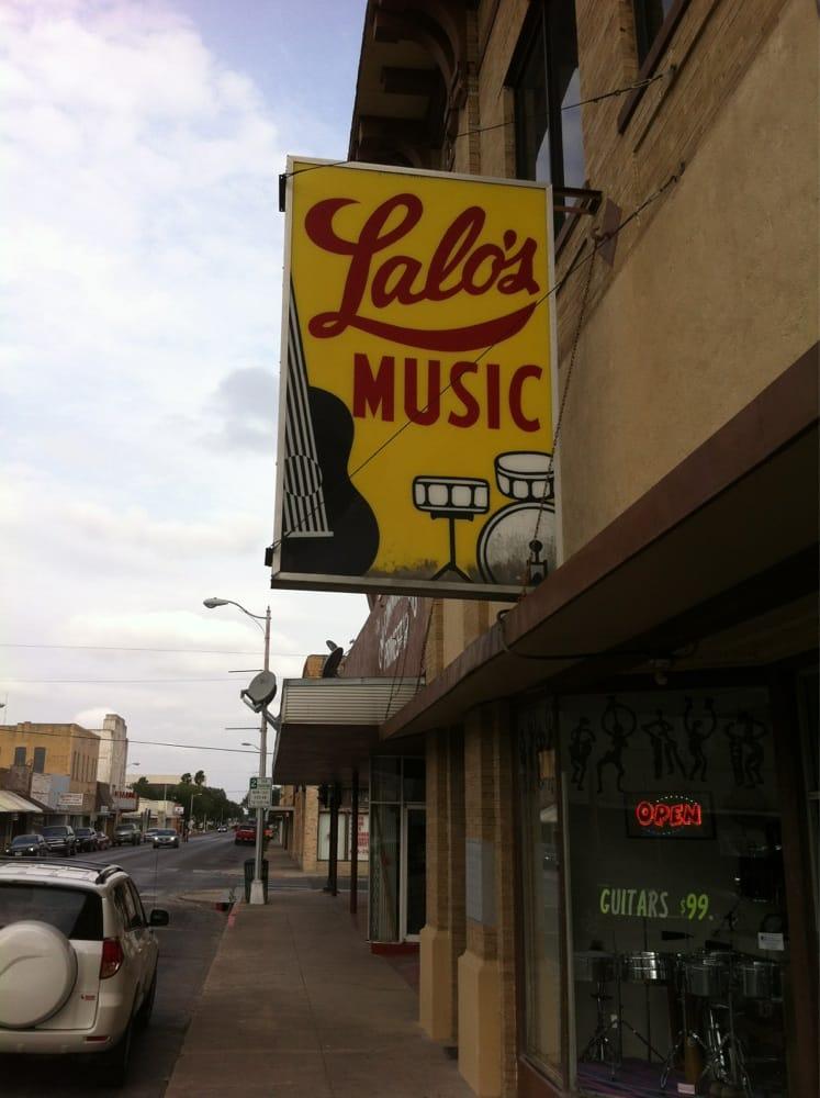 Lalo's Music: 220 E Main St, Alice, TX