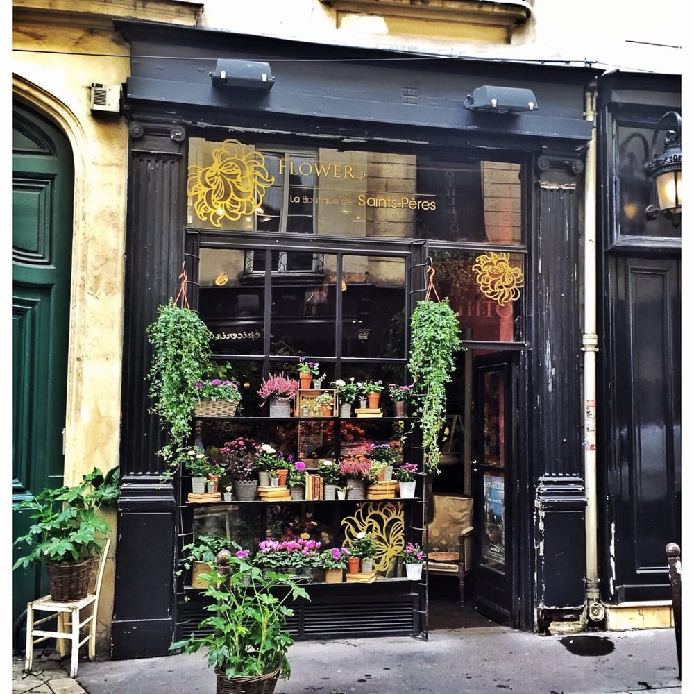 flower fiorai 39 rue de babylone 7 me parigi paris. Black Bedroom Furniture Sets. Home Design Ideas