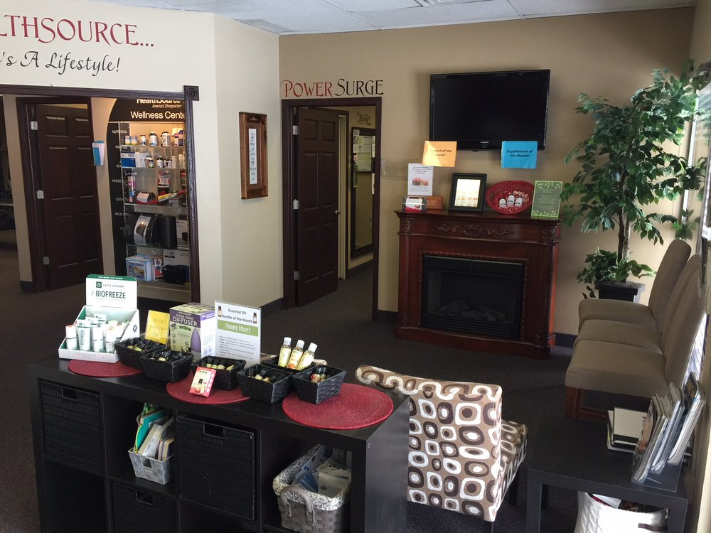 HealthSource of St. Cloud North: 1246 32nd Ave N, St. Cloud, MN