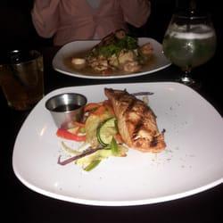 Photo Of Duo Restaurant Lounge Southfield Mi United States Yummy Salmon