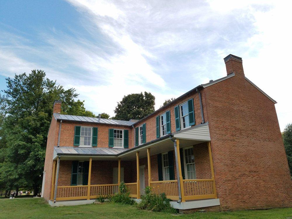 Riverside, the Farnsley-Moremen Landing: 7410 Moorman Rd, Louisville, KY