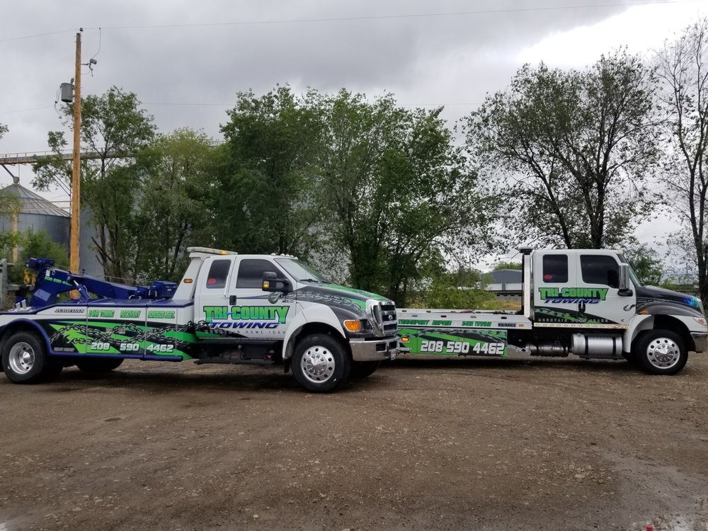 Towing business in Mountain Home, ID