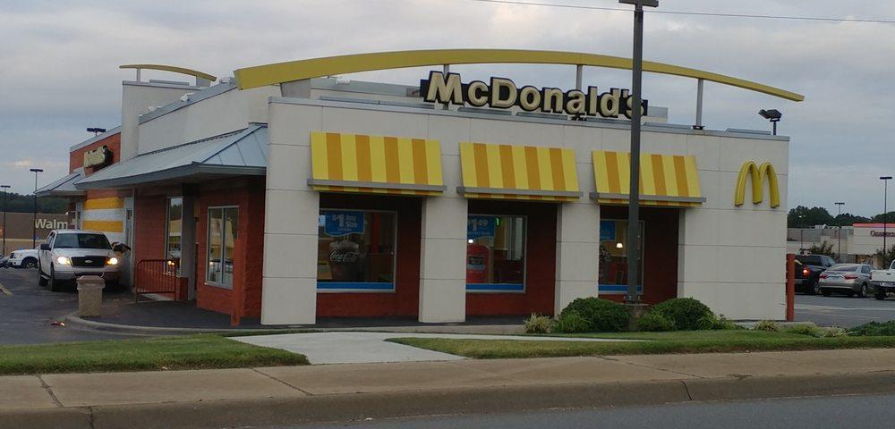 McDonald's: 369 Hwy 425 N, Monticello, AR