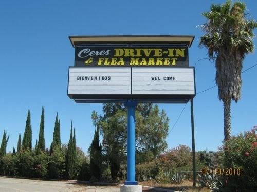 Ceres drive in theatre gesloten bioscoop 1651 for Drive in bioscoop