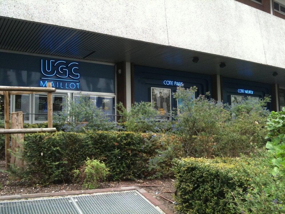 Ugc Maillot Cines 2 Place De Porte Maillot 17 232 Me