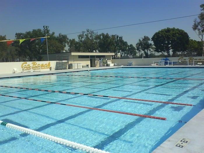 CSULB Pool