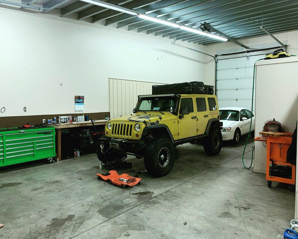 D&L Repair: 10716 Hwy 189, Big Piney, WY