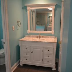 AmeriPro Remodeling Photos Contractors Coon Club Rd - Bathroom remodeling westminster md