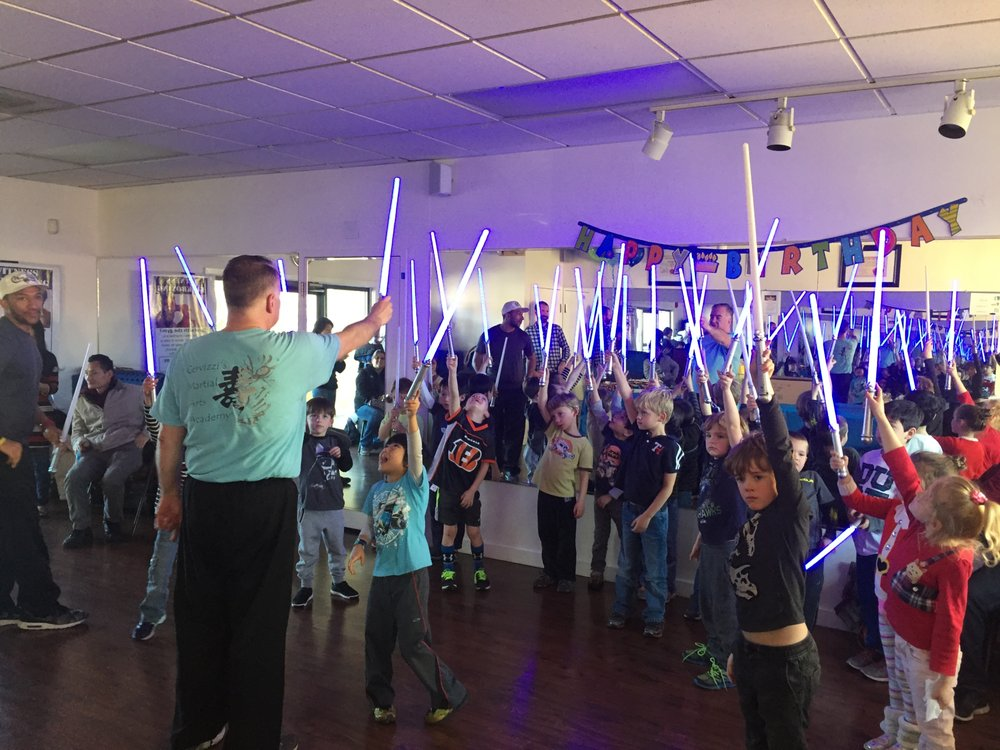 Jedi Knight themed birthday party They love it Yelp
