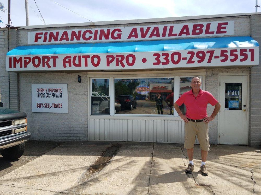 Import Auto Pro - Car Dealers - 1300 East Main St, Ravenna, OH