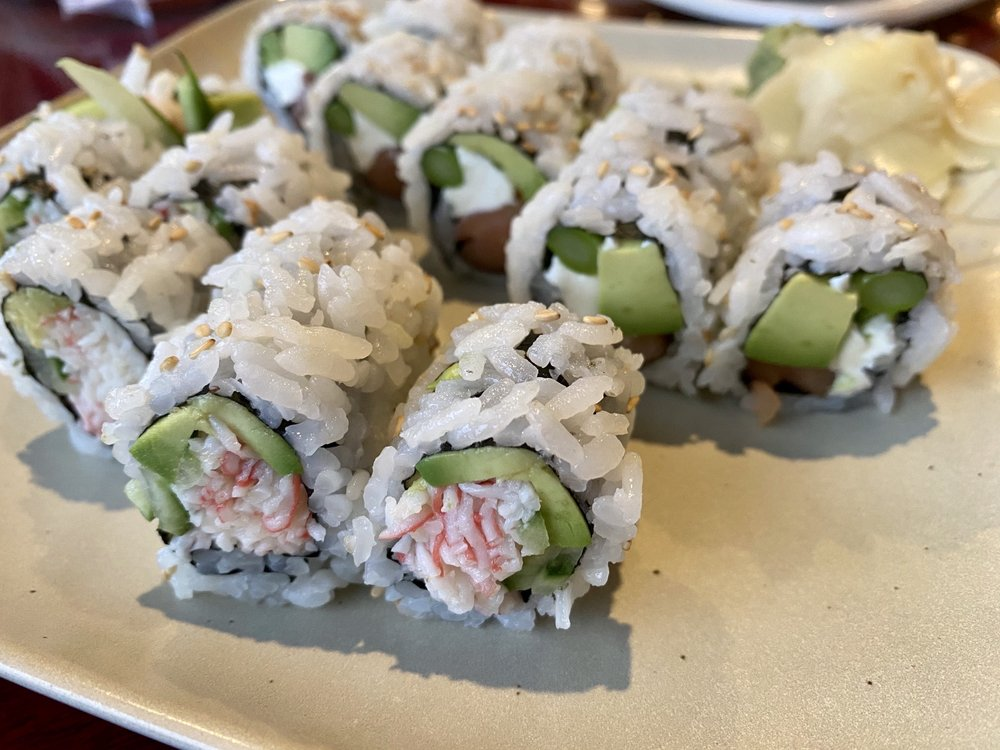 Thai Sushi House: 8603 E 116th St, Fishers, IN