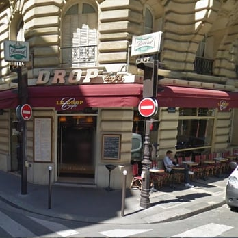 Le Drop Caf Ef Bf Bd Paris
