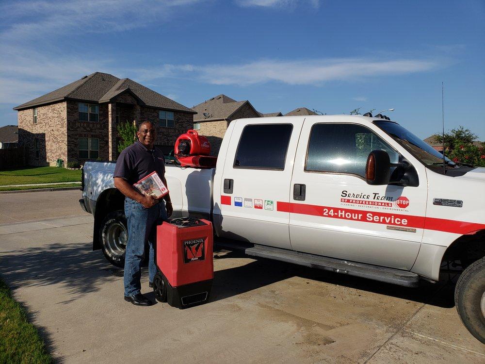 Service Team of Professionals: Crowley, TX