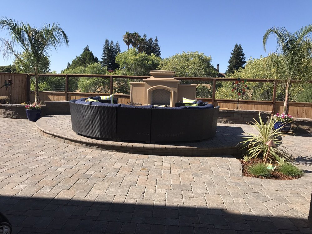 landscape and paver works 36 photos landscaping vacaville