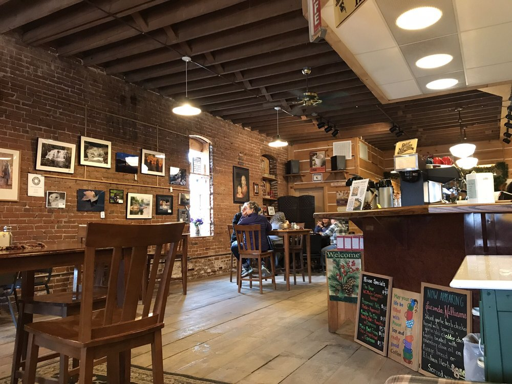 The Great Northern Coffee: 215 W Front St, Minocqua, WI