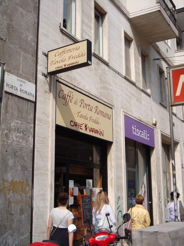 Caff di porta romana cafes corso di porta romana 80 - Corso di porta romana ...