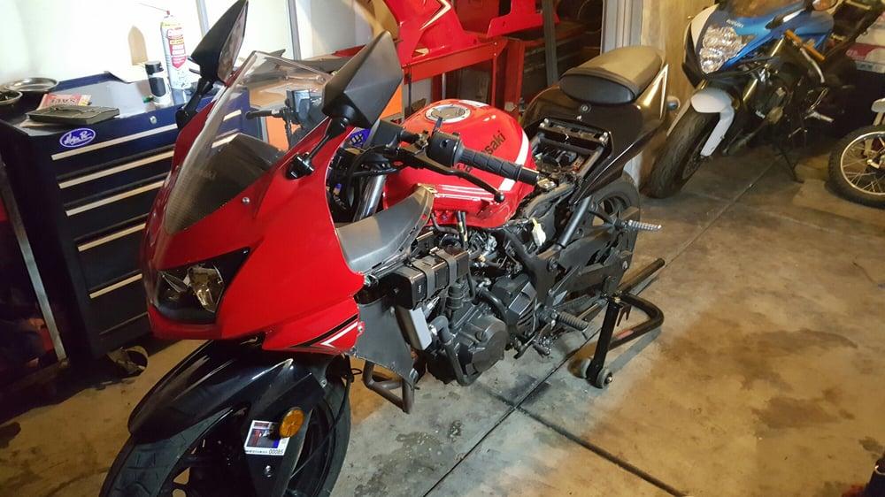 Shad's Bike Garage