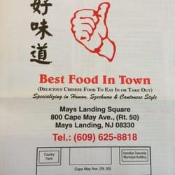 Best Food In Town Black Horse Pike Mays Landing Nj