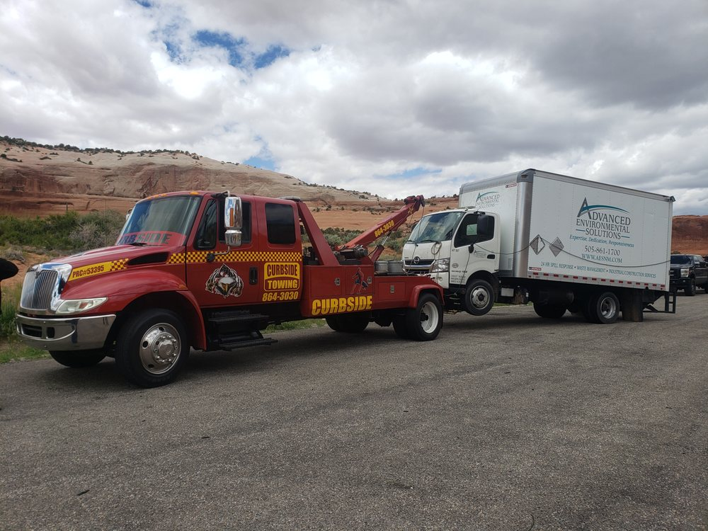Curbside Towing: 1316 S Main St, Belen, NM