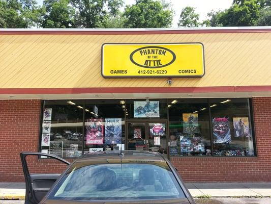 Phantom Of The Attic Hobby Shops Greentree