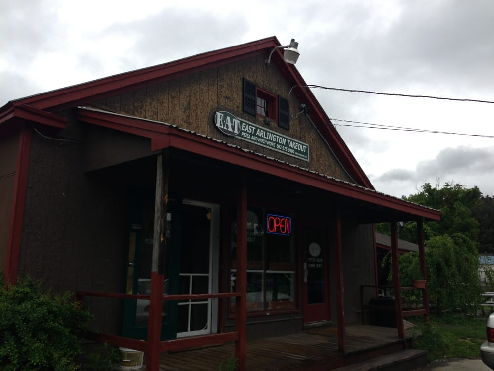 East Arlington Takeout: 13B Old Mill Rd, Arlington, VT