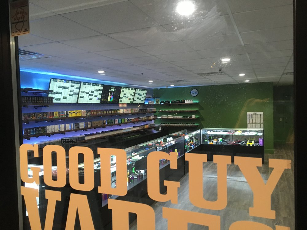 Good Guy Vapes: 1180 St George Ave, Avenel, NJ