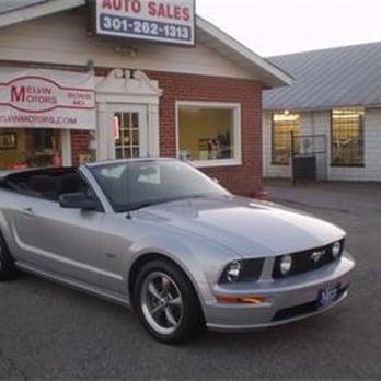 Melvin Motors Service Center Closed Garages 13401
