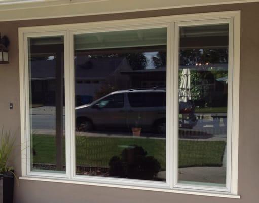 Anderson 400 Series Casement Window Installation In San