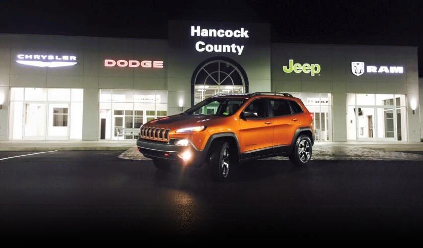 Hancock County Chrysler Dodge Jeep Ram