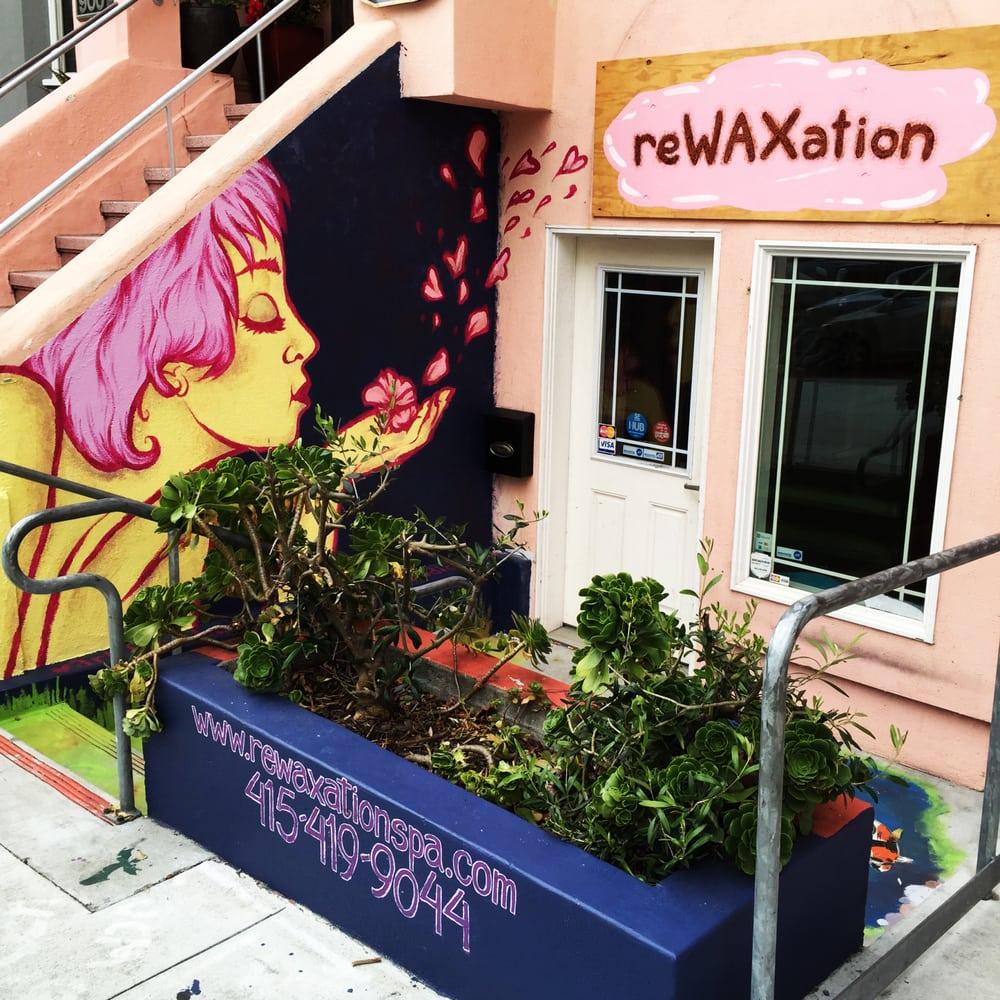 reWAXation: 906 1/2 Divisadero St, San Francisco, CA