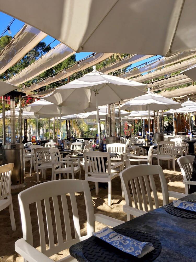 Photo Of Paradise Cove Beach Cafe Malibu Ca United States The Patio